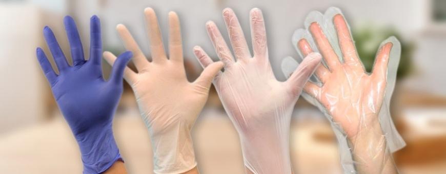 ¿Que guantes debo usar?