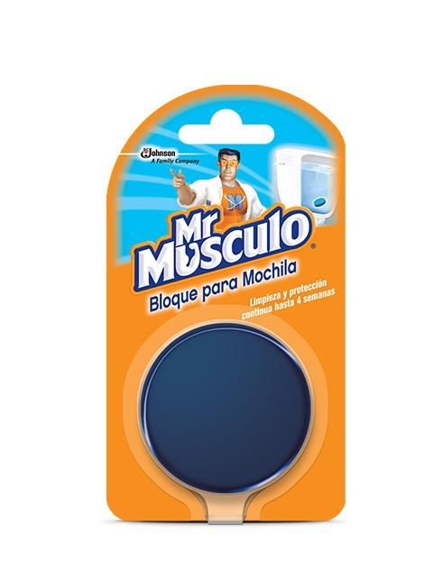 Todas BLOQUE P/MOCHILA 48GR.1U.MR MUSCULO