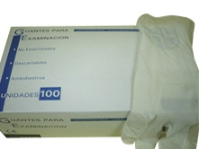 Todas GUANTE DESC.LATEX CAJA X 100U.MEDIA