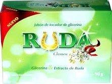 Todas JABON TOC.90GR GLIC & RUDA.....RUDA