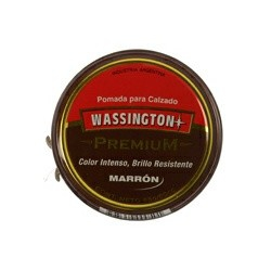 Todas POMADA MARRON(PREM)37G...WASSINGTON