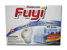 INSEC.45 NOCHES(COMP)..........FUYI