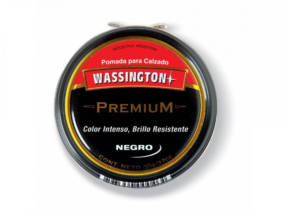 Todas POMADA NEGRA (PREM)37GR..WASSINGTON