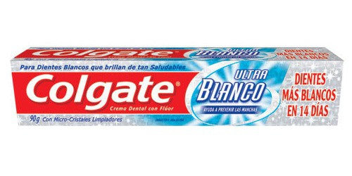 Todas CREMA DENTAL MULTI BLAN 90G.COLGATE