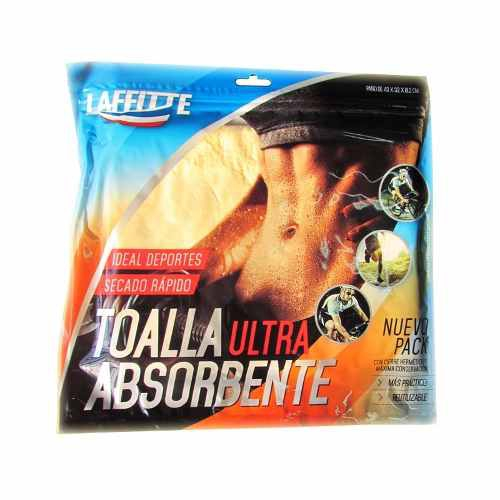 Todas TOALLA ULTRA ABSORB(AJ21)..LAFFITTE