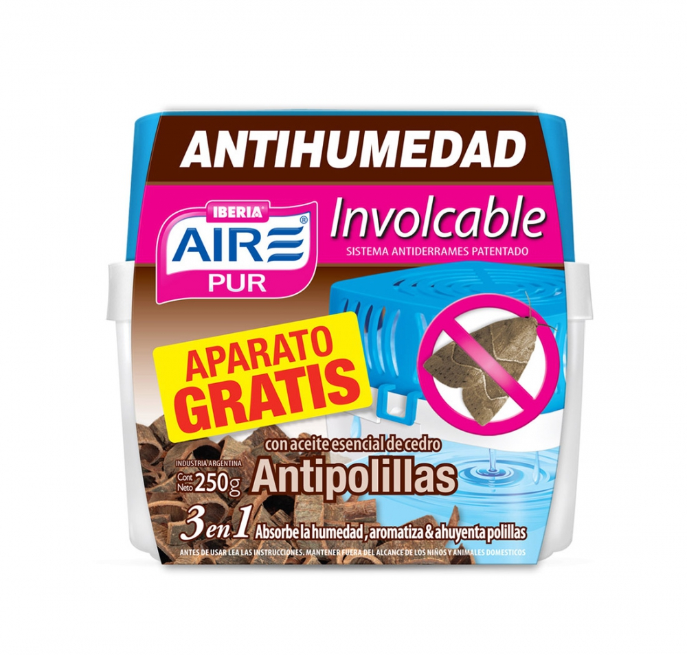 Todas ABSORBE HUME INVO CEDRO(1693)AIRPUR