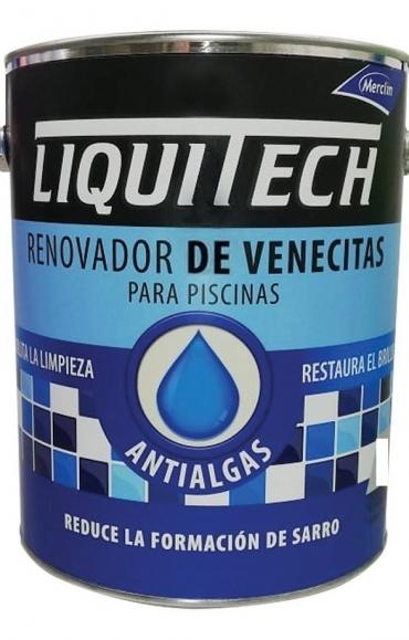 Todas RENOVADOR VENECITAS 1L....LIQUITECH