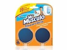 Todas BLOQUE P/MOCHILA 48GR 2U.MR MUSCULO