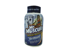 Todas OXYPOWER X 250 GRS.......MR MUSCULO