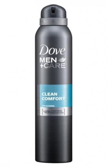 Todas DESOD.PERS.MEN CLEAN CO(AERO)..DOVE