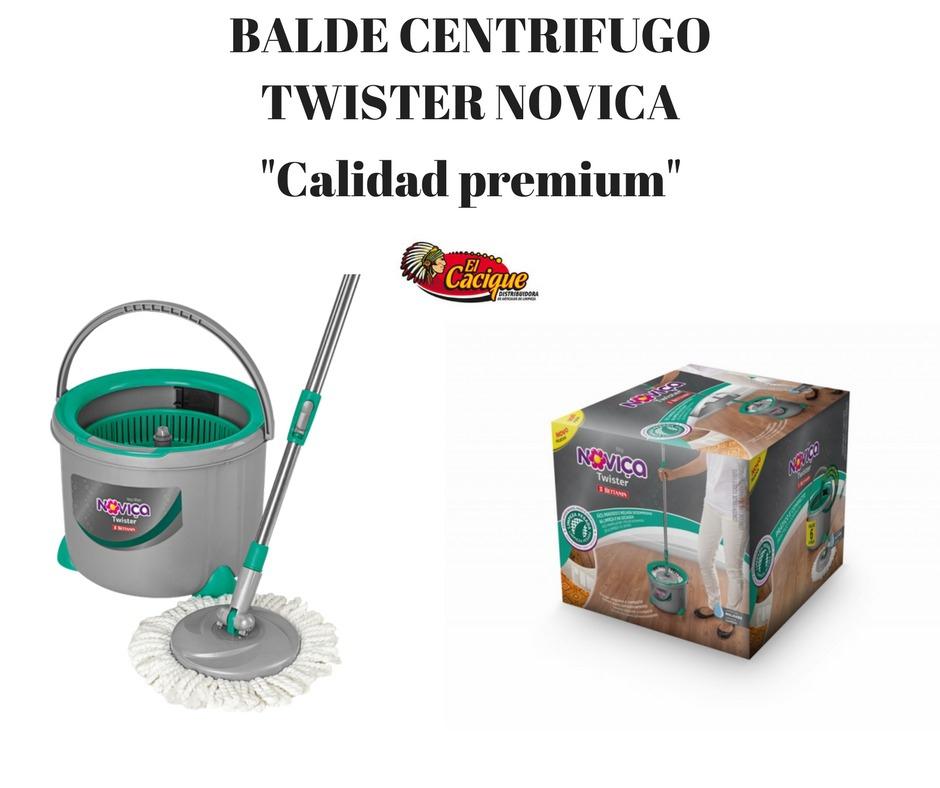 Todas BALDE CENTRIFUGO TWISTER 6L..NOVICA