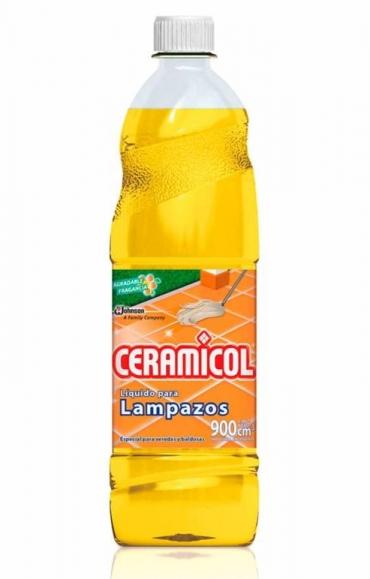 LIQ.P/LAMPAZO X 900CC.....CERAMICOL