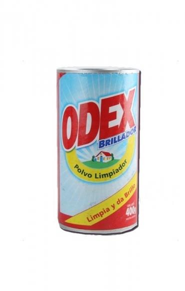 Todas POLVO LIMPIADORX400GR..........ODEX