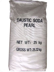 Todas SODA CAUSTICA PERLAS X 25KG.CACIQUE