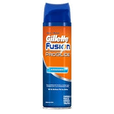 Todas GEL P/AFEITAR FUSION.198ML.GILLETTE