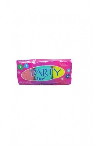 Todas JABON TOC.80GR.X3U.CREM.......PARTY