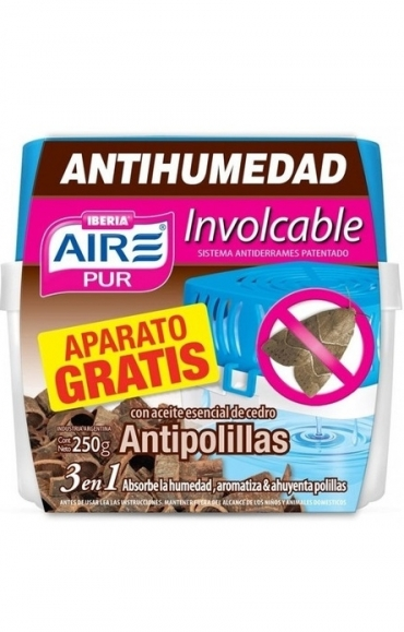 Todas ABSORBE HUME COMP CEDRO(1518)AIRPUR