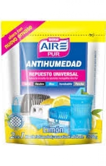 Todas ABSORBE HUME REP LIMON....(1532)AIR